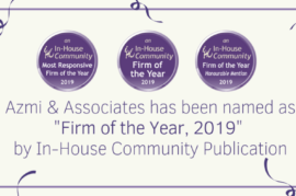 Firm of the year 2019