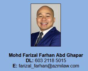 Mohd Farizal Farhan