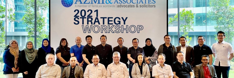 Azmilaw 2021 Strategy Workshop